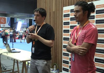 Hackathon '16 de startups - 7