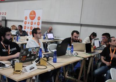 Hackathon de Periodistas'15 - 16