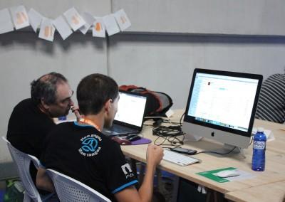 Hackathon de Periodistas'15 - 19