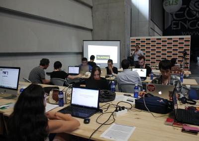 Hackathon de Periodistas'15 - 22
