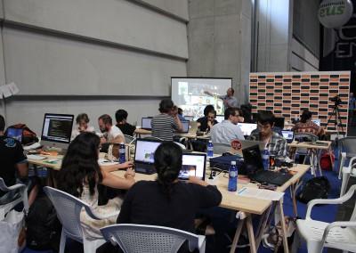 Hackathon de Periodistas'15 - 25
