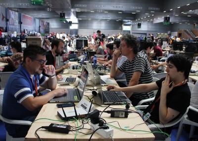 Hackathon de Periodistas'15 - 27