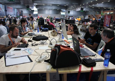 Hackathon de Periodistas'15 - 28