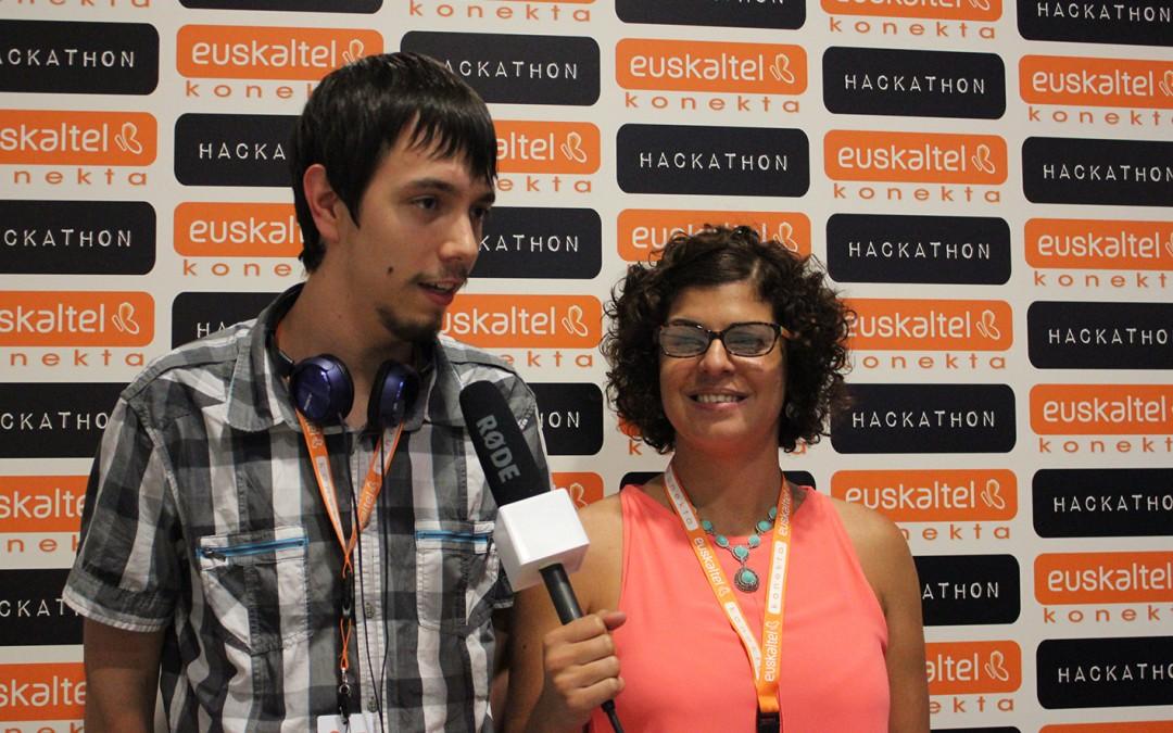 Diario de Navarra se impone en el hackathon de periodistas del Euskal Encounter