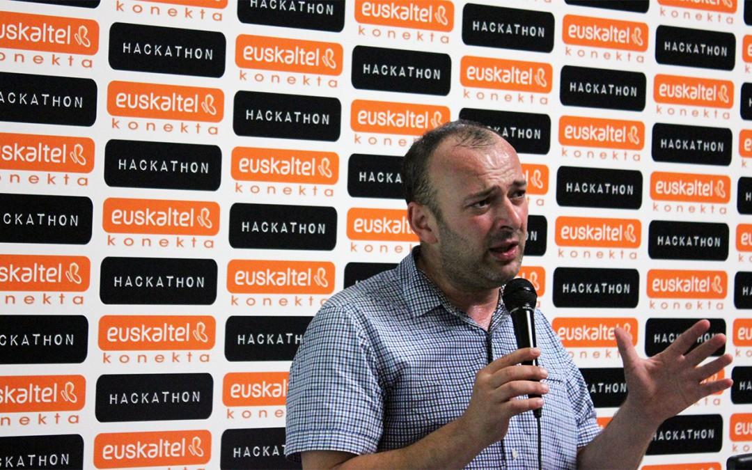 Hackathon'15: Streaming, komunikazioaren etorkizuna