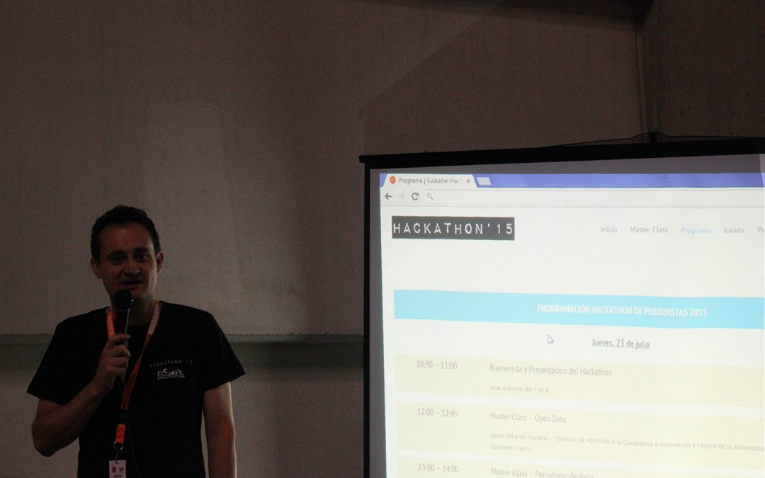 Hackathon'15:  23.  Euskal  Encounter-aren  barne  hasiera  ematen  diogu