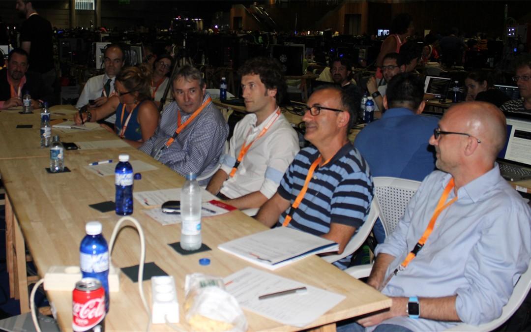 Hackathon'15: El jurado