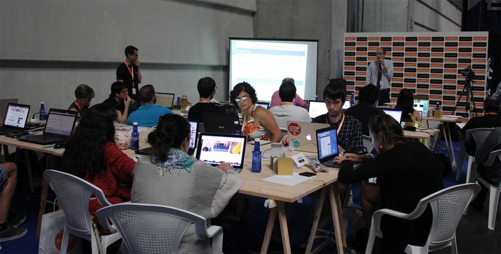 Master Class - Open Data impartida por Javier Bikandi.