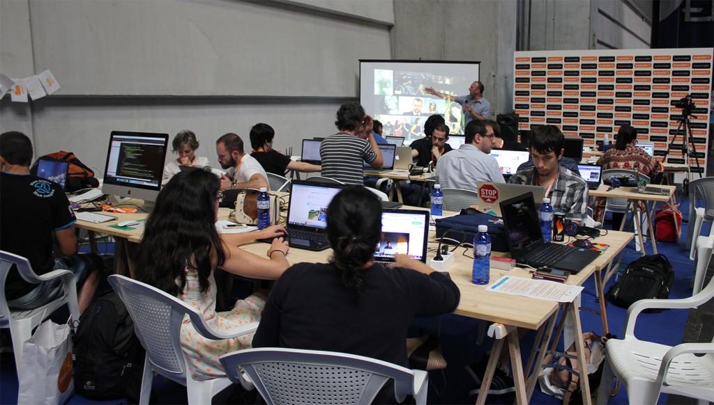 Master class emprendimiento digital y periodimso en la red impartida por Jaime Estévez.