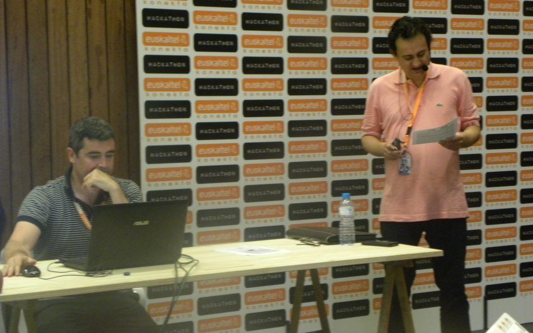 Arranca el Hackathon de Startups '16