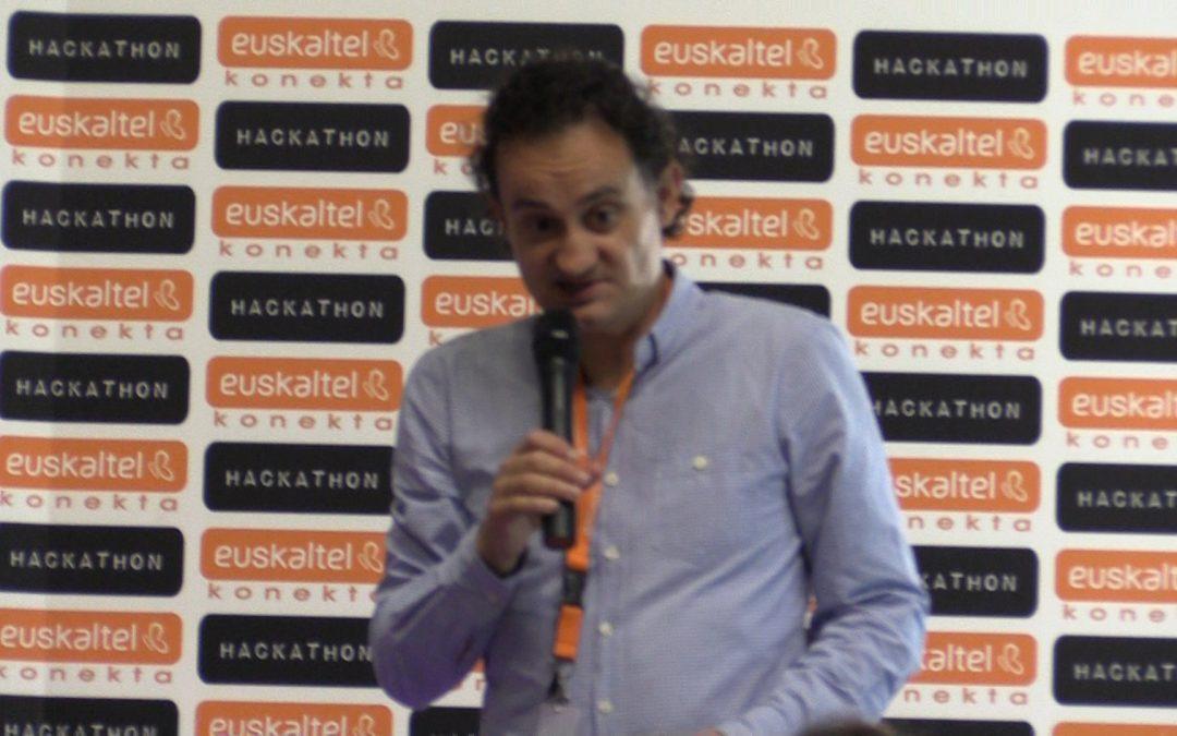 José Antonio del Moral plantea proyectos de modelo de Big Data